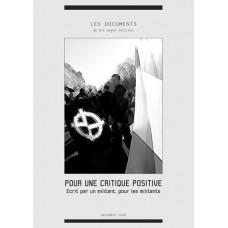 DOMINIQUE VENNER : Pour une critique positive