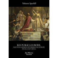 YOHANN SPARFELL : Res Publica Europae